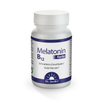 Melatonin B12 forte 90 Tabletten 25 g