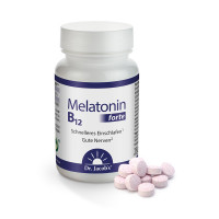 Melatonin B12 forte 90 Tabletten 25 g