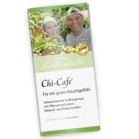 Flyer Chi-Cafe