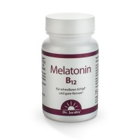 Melatonin B12 Tabletten