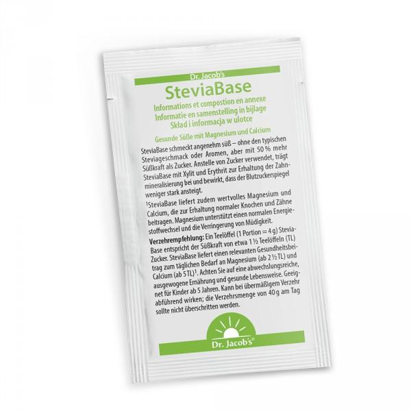Muster SteviaBase 8 g
