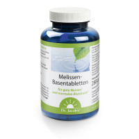Melissen-Basentabletten 250 Tabl.