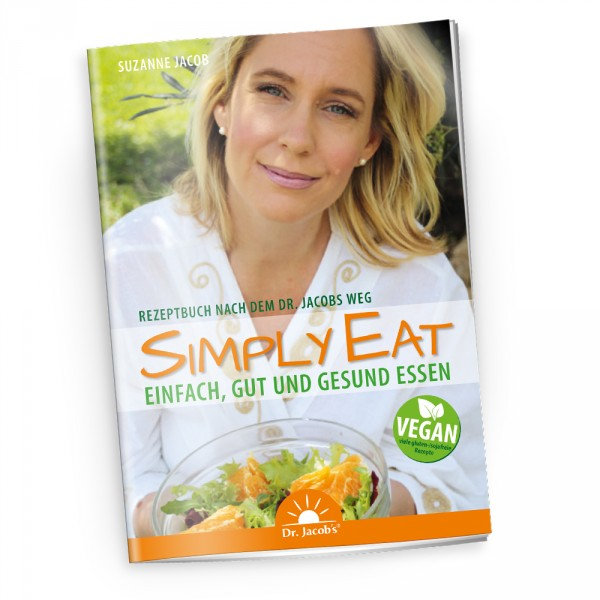 """Simply Eat"" Rezeptbuch nach dem Dr. Jacobs Weg"