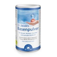 Dr. Jacob's Basenpulver 300 g