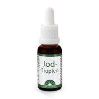 Jod-Tropfen 20 ml